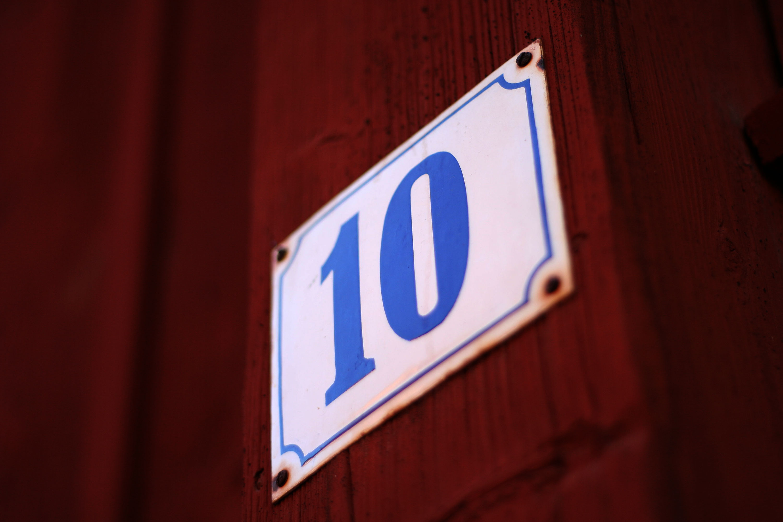 Image - Number 10