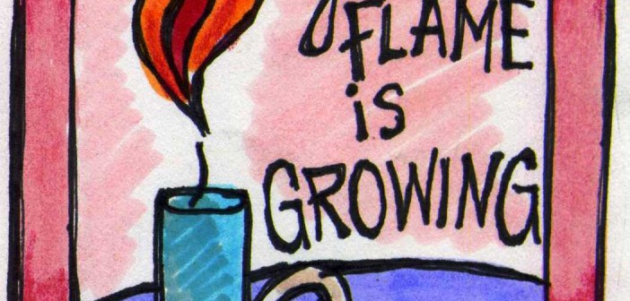 your-flame-is-growing-for-not-everybody-will-celebrate
