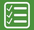 Checklist icon Illustration symbol design