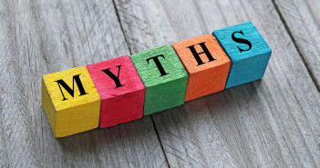 The words myths spelled