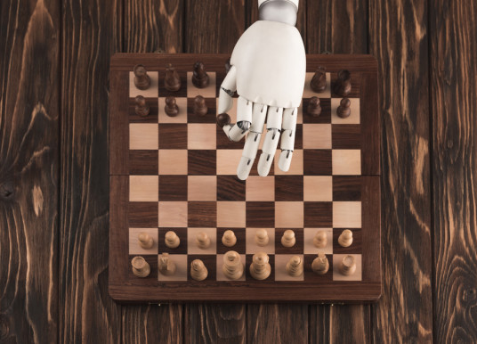 Why we need to think differently about AI
