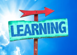 The word 'learning' is used to mean many different things