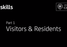 Visitors and residents