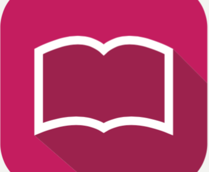 Icon image of an open book