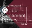Cover of L&D Global Sentiment Survey 2019