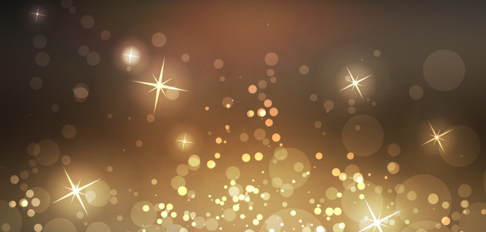 sparkly lights