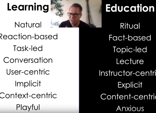 How People Learn: Affective Context – The First General Theory of Learning