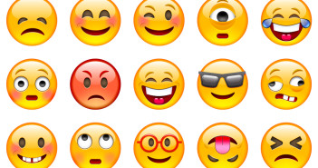 Set of Emoticons. Set of Emoji. I
