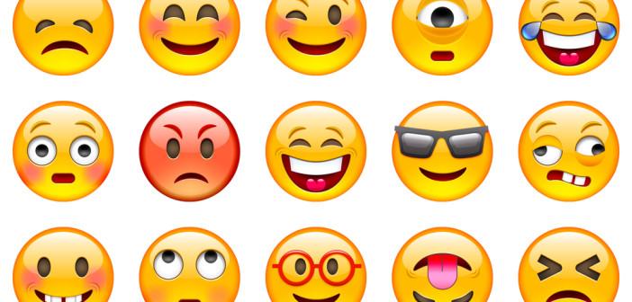 Set of Emoticons. Set of Emoji. I