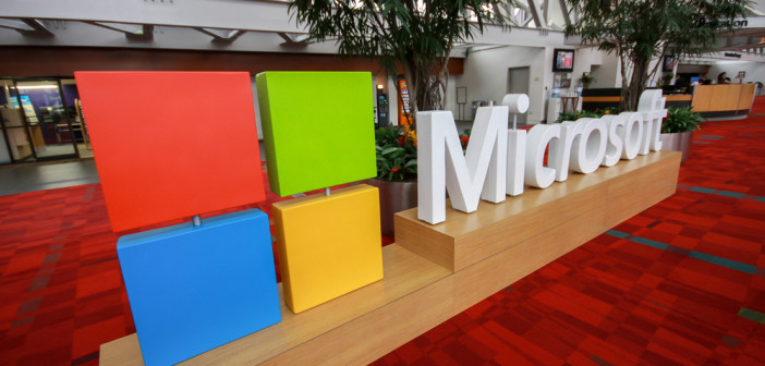 Microsoft office entrance