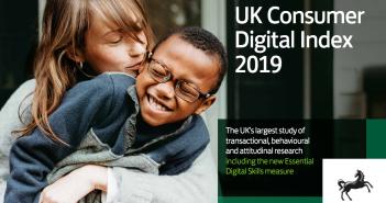 UK Consumer Digital Index 2019 report cover
