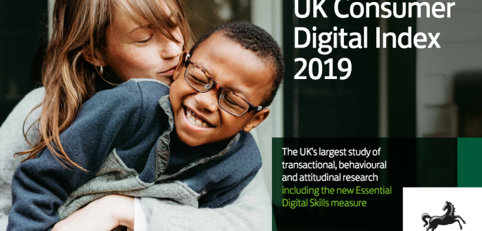 UK Consumer Digital Index 2019 report cover