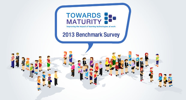Towards Maturity 2013 benchmark report cover