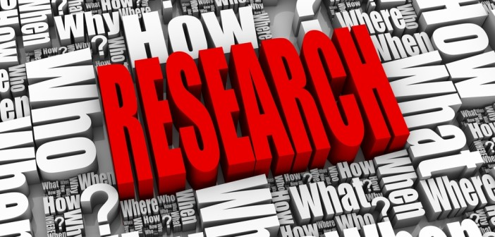 The word research