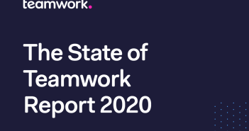 State of Teamwork report cover