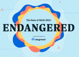 Degreed State of Skills Report 2021