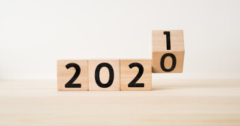 2020 turning to numbers 2021